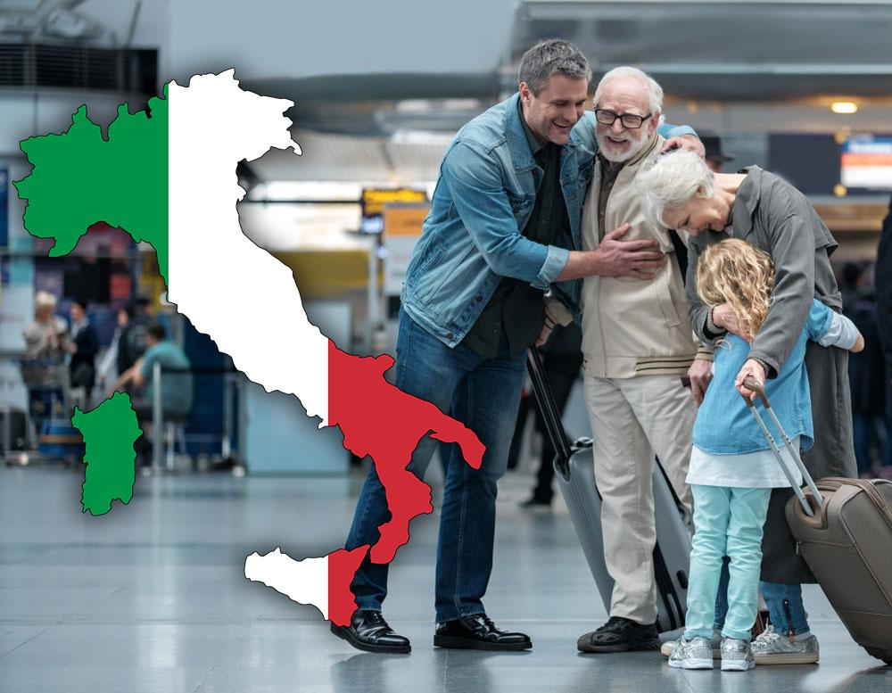 Photo of الإلتحاق العائلي بإيطاليا – كيف يستطيع المهاجر جلب بعض أفراد عائلته الى إيطاليا ؟