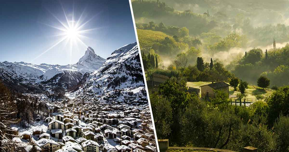 Photo of 10 عجائب طبيعية و مذهلة في أوروبا تستحق الزيارة